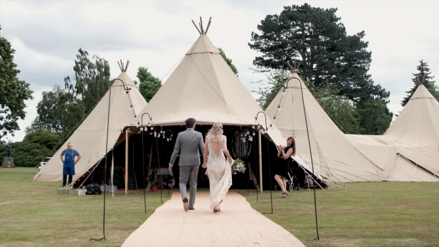 Yorkshire Wedding Videographers, Sandon Hall Wedding Film