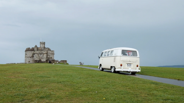 Yorkshire Wedding Videographers, Pendennis Castle